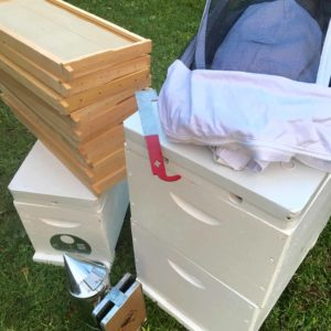 beekeeping package