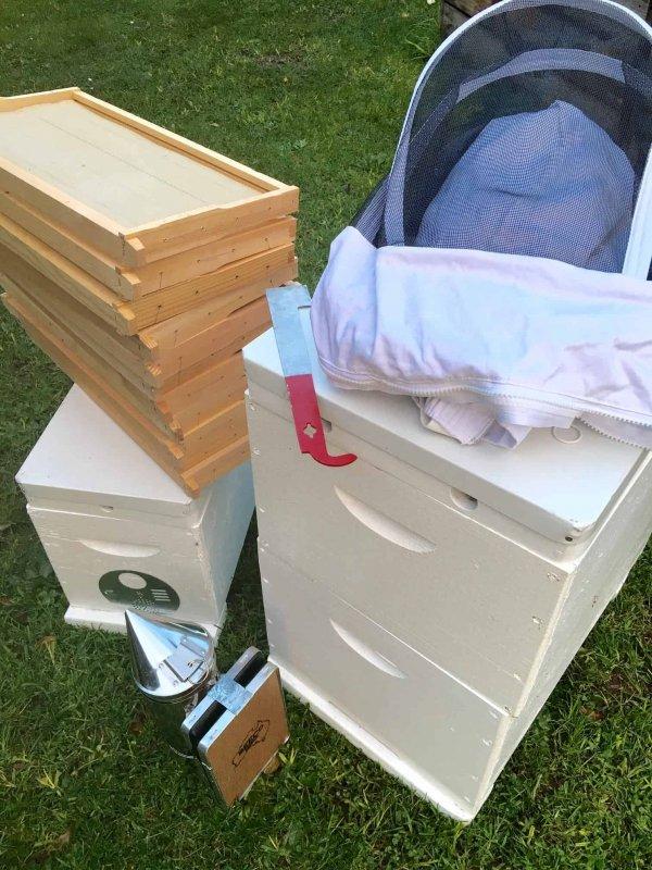 beekeeping package