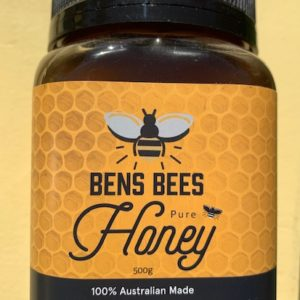 Ben's Bees Honey