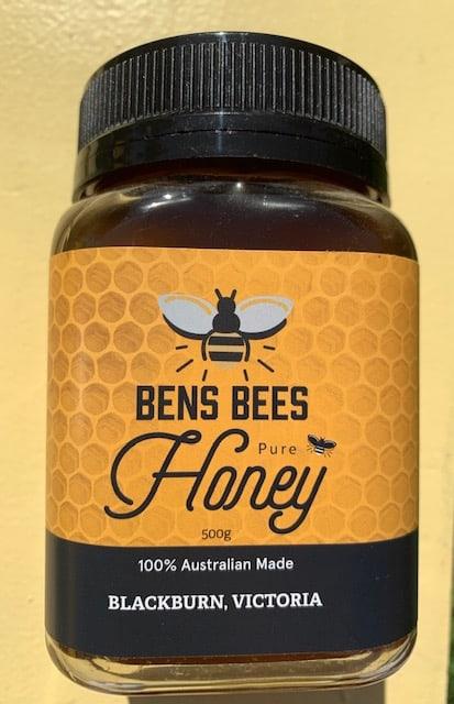 Ben's Bees Honey