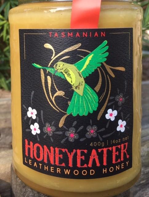 leatherwood honey