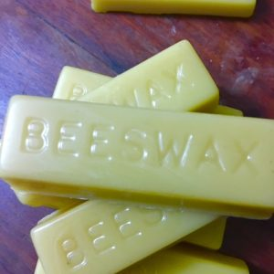 beeswax fingers
