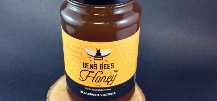 Local Pure Honey