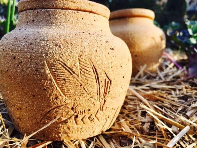 Image result for egyptian honey pot