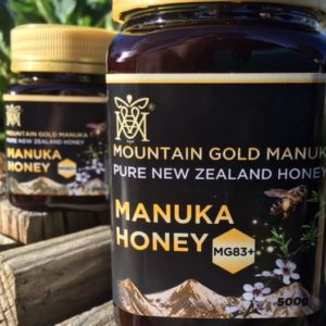 Mountain Gold Manuka Honey