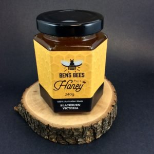Local Pure Raw Honey