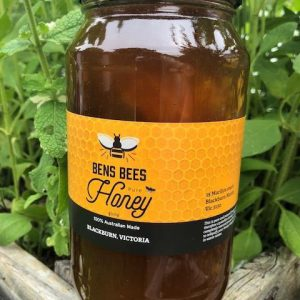 Pure Honey with Honeycomb 1.5kg Jar