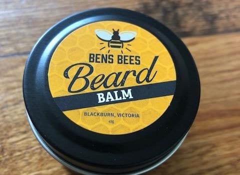 Even Bees Love Beards!