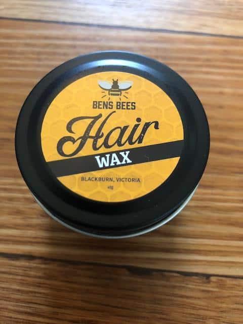 Ben's Bees Hair Wax