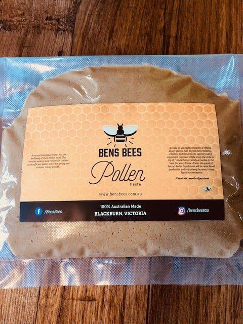 Benny's Pollen Paste 1kg