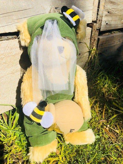 Sticky Stucky Honey Bear