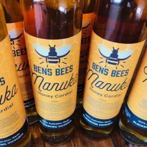 Manuka Honey Cordial