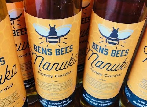 Manuka Honey Cordial Will Sweeten Your Day