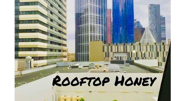 Roof Top Honey Melbourne
