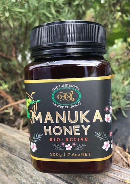 Tasmanian Manuka Honey Bio Active