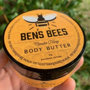 Ben's Bees Manuka Honey Hand Cream 125g