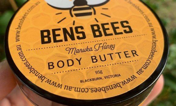 Manuka Body Butter