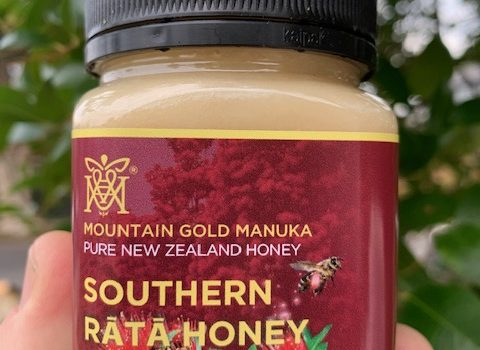 Remarkable Rata Honey