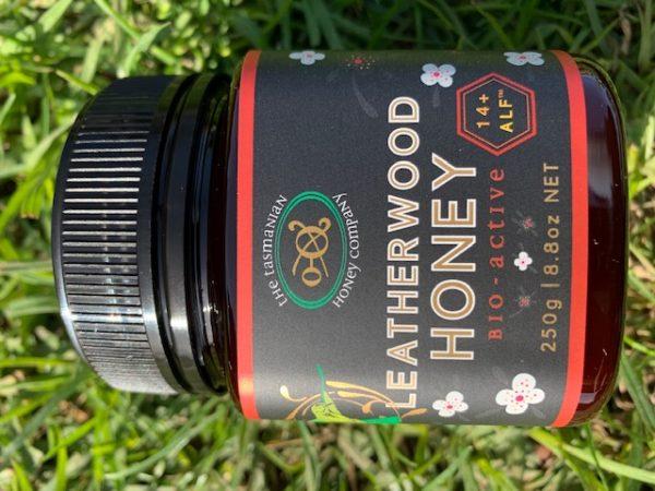 Leatherwood Honey Bio-Active 250 gram