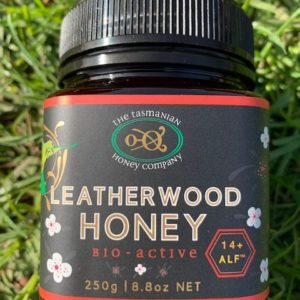Leatherwood Honey Bio-Active 250 gram