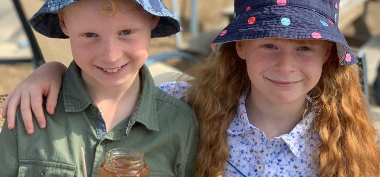 Tasmanian Junior Beekeepers: Pearls of Wisdom