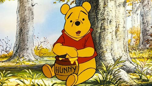 Honey Addict: Winnie the Pooh (Part Two)