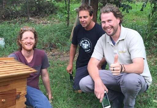 PODCAST EPISODE 21: Cedar Anderson, Flow Hive co-inventor, Byron Bay, Australia