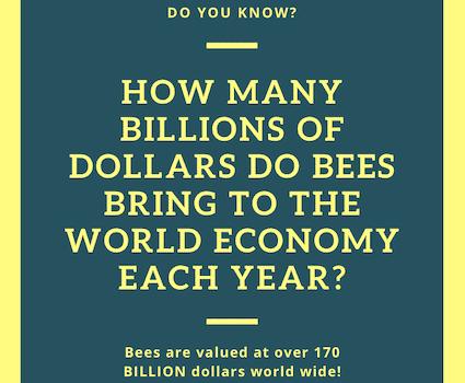 PODCAST EPISODE 37: Ben Moore's 99 Astonishing Bee Facts